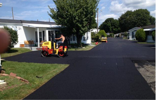 Commercial Paving in Neffs PA